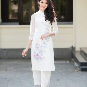 #1 Địa chỉ chuyên may áo dài đẹp ở Hà Nội