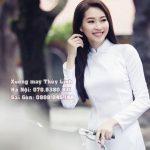 #5 Tiêu chuẩn may áo dài học sinh đẹp mà không phải ai cũng biết