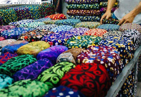 Vải lụa Hàn Quốc
