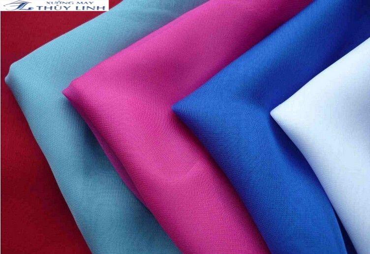 Vải lụa tơ tằm