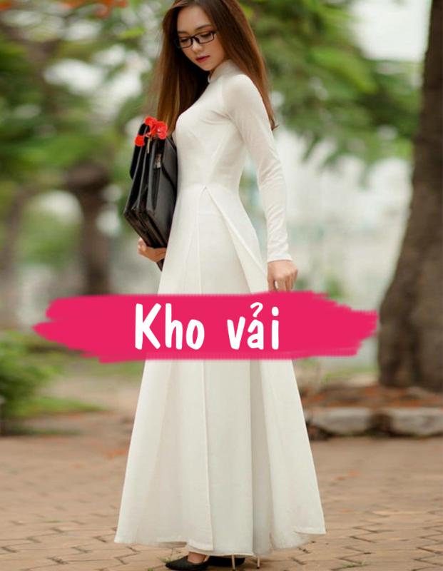 Kho vải áo dài Thùy Linh